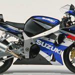 Suzuki GSX-R 1000 (2002)