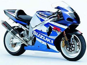 Suzuki GSX-R 1000 (2001)