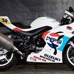 Suzuki GSX-R1000R Pepsi GP Edition (2018)