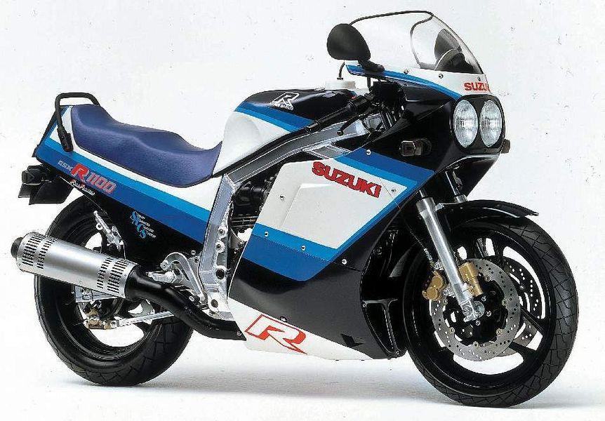 Suzuki GSX-R 1100G (1986)