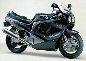 Suzuki GSX-R 1100K (1989)