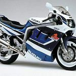 Suzuki GSX-R 1100M (1991)