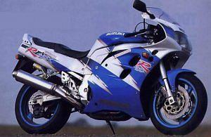 Suzuki GSX-R 1100 (1994)