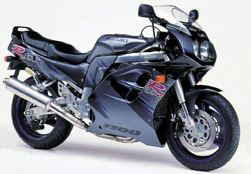 Suzuki GSXR 1100 WP (1993) - MotorcycleSpecifications com
