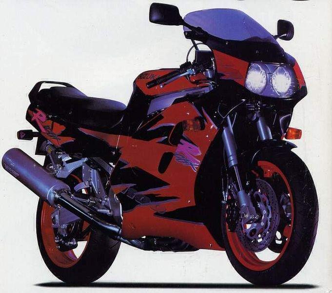 Suzuki GSX-R 1100 (1995)