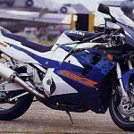 Suzuki GSX-R 1100 (1996-98)