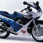 Suzuki GSX-R250 (1988)