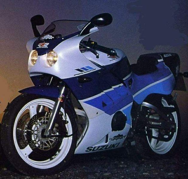 Suzuki GSX-R 250R-SP (1994)