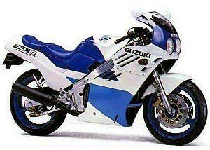 Suzuki GSX-R400 (1987)