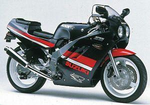 Suzuki GSX-R400 (1988)