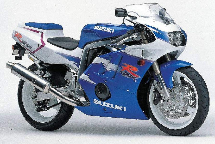 Suzuki GSX-R400R (1997) - MotorcycleSpecifications com
