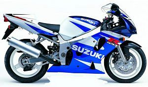 Suzuki GSX-R600 (2002)