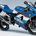 Suzuki GSX-R600 20th anniversary (2005)