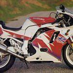 Suzuki GSX-R 600 (1992-96)