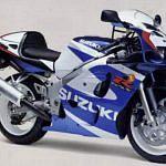 Suzuki GSX-R600 SRAD (1997-98)