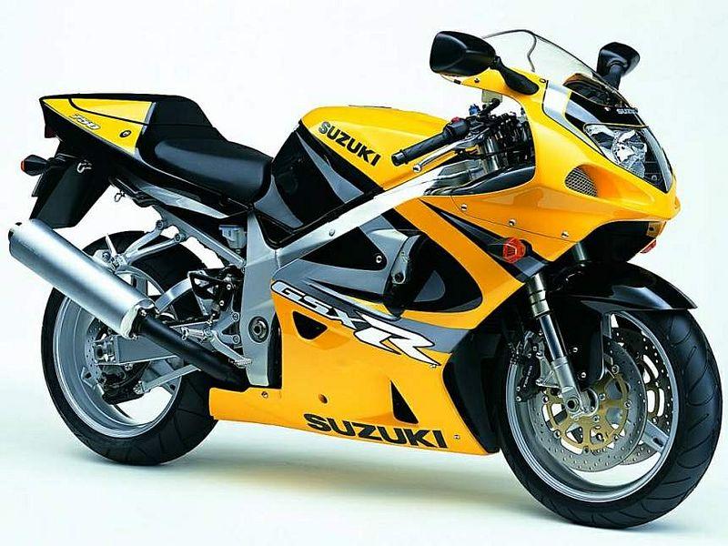 Suzuki GSX-R 750 (2000)
