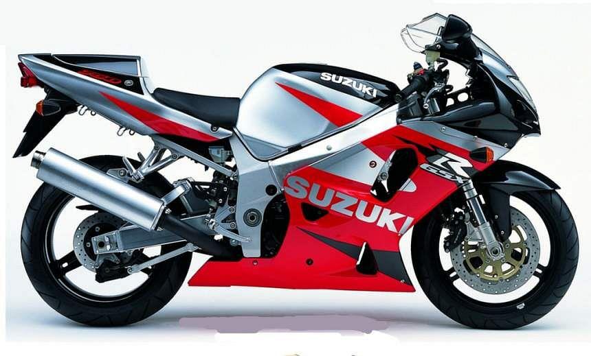 Suzuki GSX-R 750 (2001)