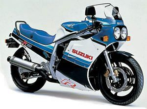 Suzuki GSR750H (1987)