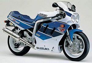 Suzuki GSX-R 750 (1990)