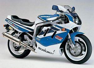 Suzuki GSX-R 750 (1991)