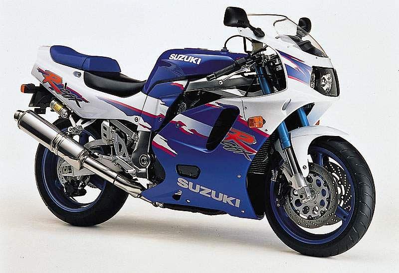 Suzuki GSX-r 750 (1994)