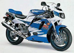 Suzuki GSX-R 750 (1995)