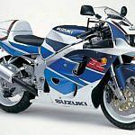 Suzuki GSX-R 750 SRAD (1997)