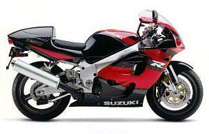 Suzuki GSX-R 750 (1999)