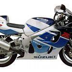 Suzuki GSX-R 750 (1998)