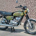 Suzuki GT250 (1972)