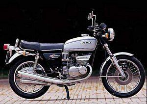 Suzuki GT380 (1976)
