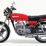 Suzuki GT250 X7 (1978-83)