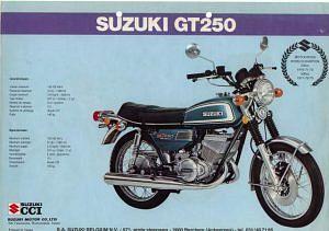 Suzuki GT250 (1973)
