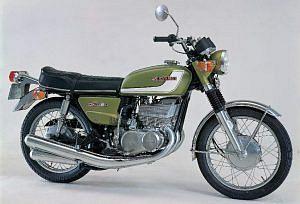 Suzuki GT380 (1972)