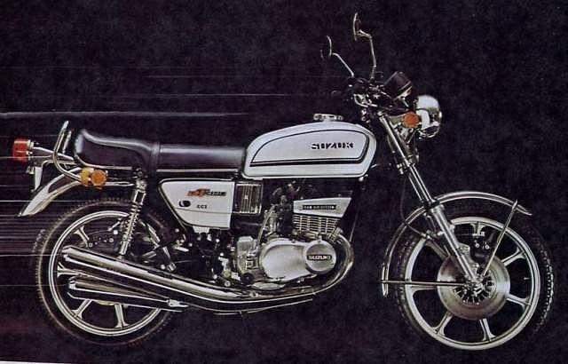 Suzuki GT380 (1978)