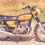 Suzuki GT550 (1972-73)