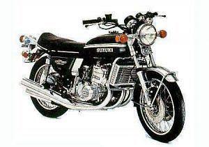 Suzuki GT750 (1973-74)