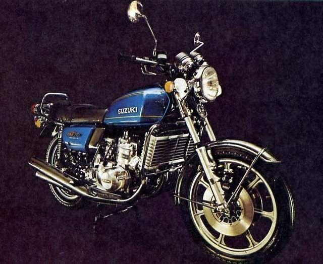 Suzuki GT750 (1977-78)