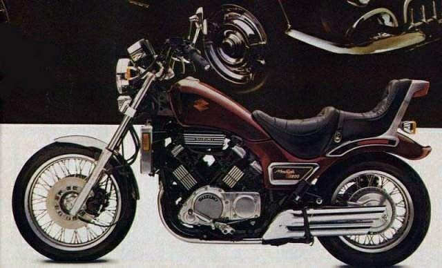 Suzuki GV 1200 GLF Madura (1984-86)