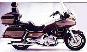 Suzuki GV1400 Cavalcade GT (1985-88)