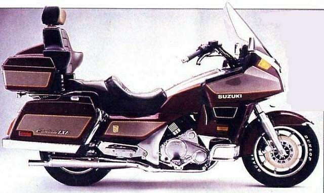 Suzuki GV1400 Cavalcade GT (1985-88