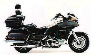 Suzuki GV 1400 Cavalcade LXE (1985-88)
