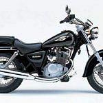 Suzuki GZ 125 Marauder (2006-11)
