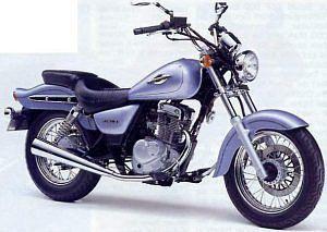 Suzuki GZ 125 Marauder (1999-02)