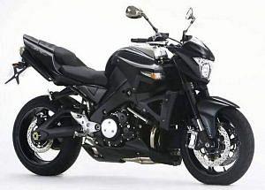 Suzuki Hamamatsu Hyaku B-King 1300 (2010)