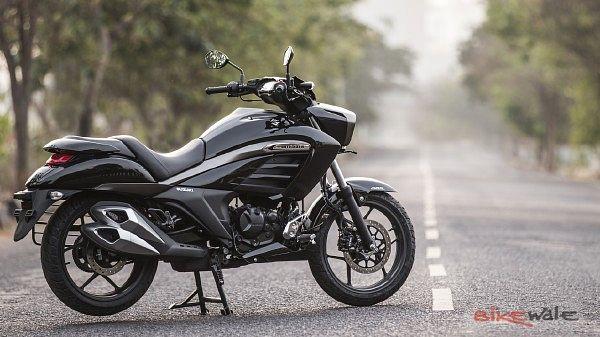 Suzuki Intruder 150 (2018)