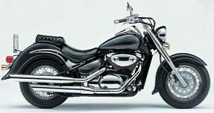Suzuki Intruder C800 Limited Edition (2005)
