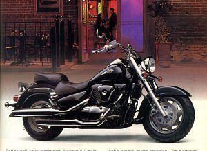 Suzuki VL1500 LC Intruder (1998-01)