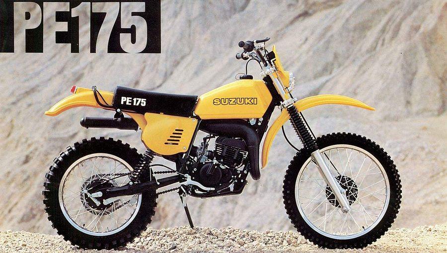 Suzuki PE 175 (1978)