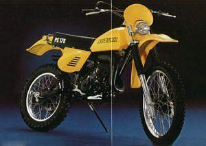 Suzuki PE 175 (1979)